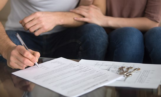 Signing an unconditional contract for the purchase of property comes with risks